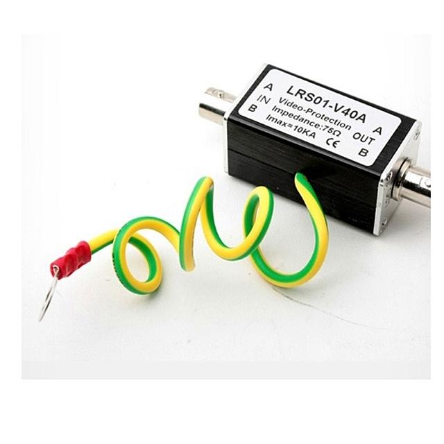 낙뢰방지 CCTV·DVR 장비보호 서지보호기(BNC 서지프로텍터)(BLC1503) [제작 대량 도매 로고 인쇄 레이저 마킹 각인 나염 실크 uv 포장 공장 문의는 네이뽕]