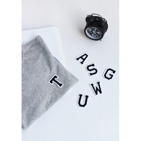 예쁜 알파벳 와펜 X