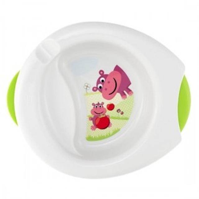 치코 이유식접시보울세트2in1 2013년형 수유기 출산용품 아동식기 이유용품 수유