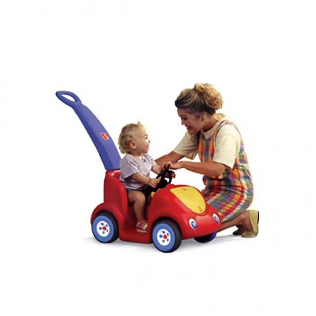 (스텝2 손잡이붕붕카2)대형완구 푸시카 지붕차 승용완구 장난감 수입완구 자동차