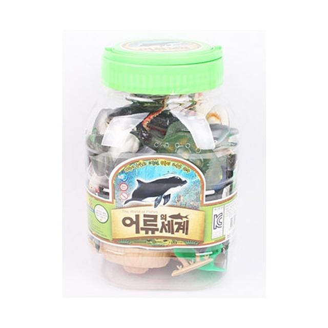 키즈인 어류의 세계-대  (08476)